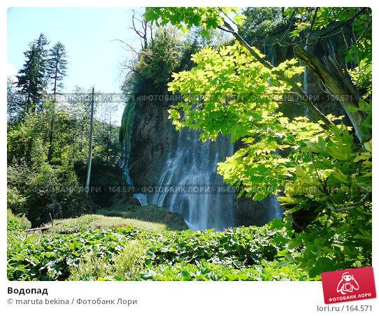 Водопад, фото № 164571, снято 9 июля 2007 г. (c) maruta bekina / Фотобанк Лори