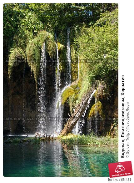 Водопад, Плитвицкие озера, Хорватия, фото № 65431, снято 15 июля 2007 г. (c) Golden_Tulip / Фотобанк Лори