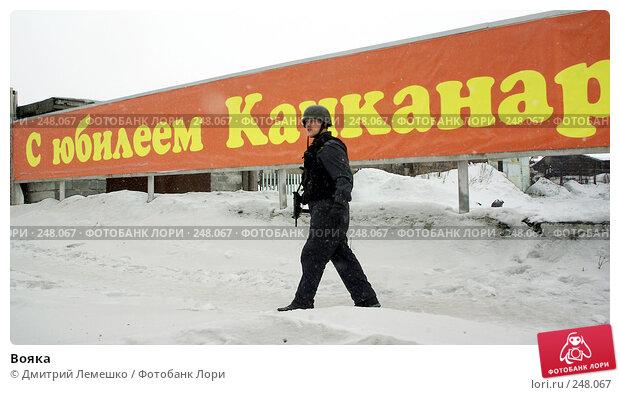 Вояка, фото № 248067, снято 20 марта 2008 г. (c) Дмитрий Лемешко / Фотобанк Лори