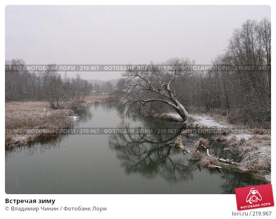 Встречая зиму, эксклюзивное фото № 219967, снято 20 ноября 2005 г. (c) Владимир Чинин / Фотобанк Лори