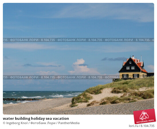 Купить «water building holiday sea vacation», фото № 8104735, снято 21 августа 2018 г. (c) PantherMedia / Фотобанк Лори