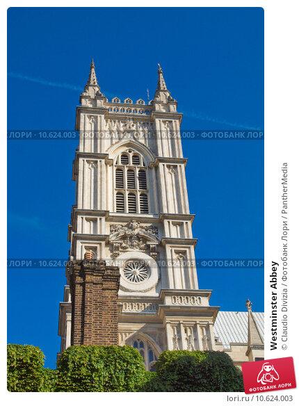 Westminster Abbey. Стоковое фото, фотограф Claudio Divizia / PantherMedia / Фотобанк Лори