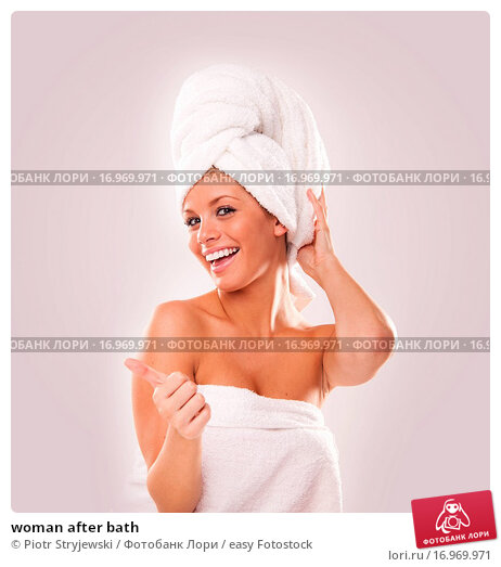 фотографии девушка в полотенце