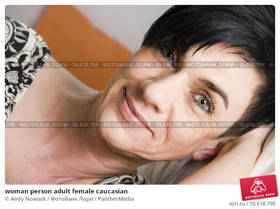 woman person adult female caucasian. Стоковое фото, фотограф Andy Nowack / PantherMedia / Фотобанк Лори