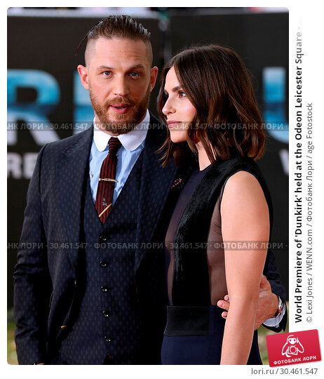World Premiere of 'Dunkirk' held at the Odeon Leicester Square - ... (2017 год). Редакционное фото, фотограф Lexi Jones / WENN.com / age Fotostock / Фотобанк Лори