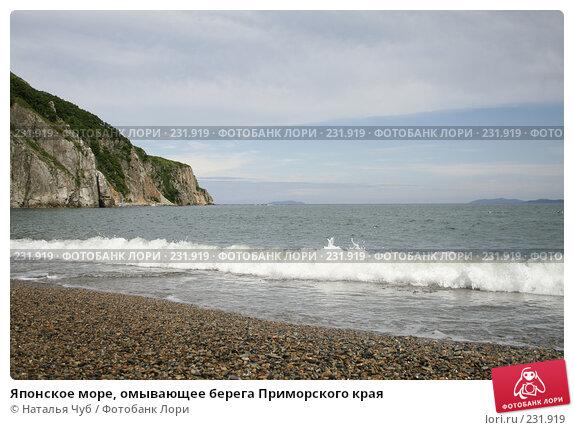 Японское море, омывающее берега Приморского края, фото № 231919, снято 23 июля 2006 г. (c) Наталья Чуб / Фотобанк Лори