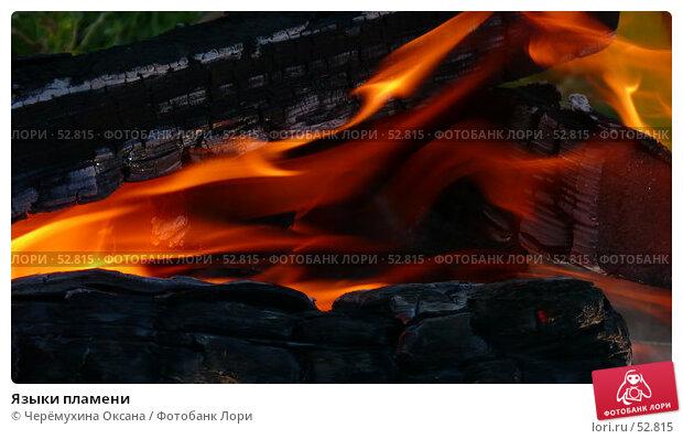 Купить «Языки пламени», фото № 52815, снято 11 июня 2007 г. (c) Черёмухина Оксана / Фотобанк Лори
