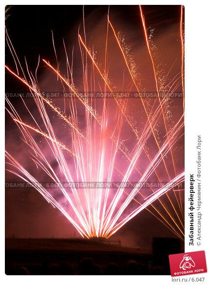 Забавный фейерверк, фото № 6047, снято 14 июля 2006 г. (c) Александр Чермянин / Фотобанк Лори