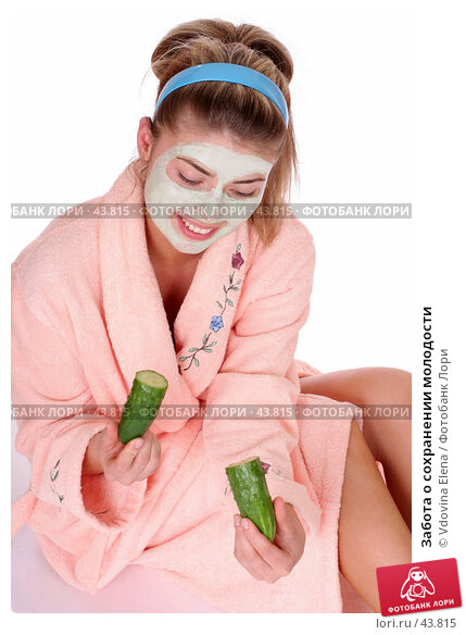 Купить «Забота о сохранении молодости», фото № 43815, снято 12 мая 2007 г. (c) Vdovina Elena / Фотобанк Лори