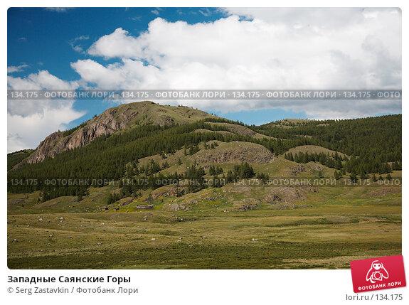 Западные Саянские Горы, фото № 134175, снято 28 июня 2006 г. (c) Serg Zastavkin / Фотобанк Лори