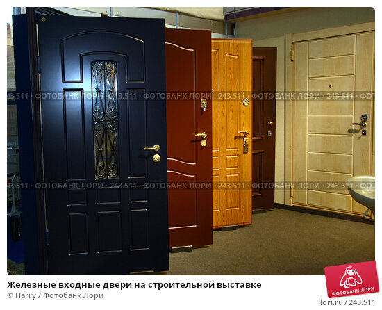 металлическая дверь купить с выставки