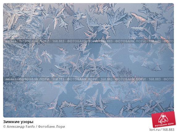 Зимние узоры, фото № 168883, снято 17 января 2017 г. (c) Александр Fanfo / Фотобанк Лори