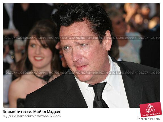 Знаменитости. Майкл Мэдсен, фото № 190707, снято 19 мая 2006 г. (c) Денис Макаренко / Фотобанк Лори