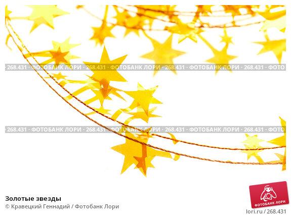 Золотые звезды, фото № 268431, снято 19 октября 2005 г. (c) Кравецкий Геннадий / Фотобанк Лори
