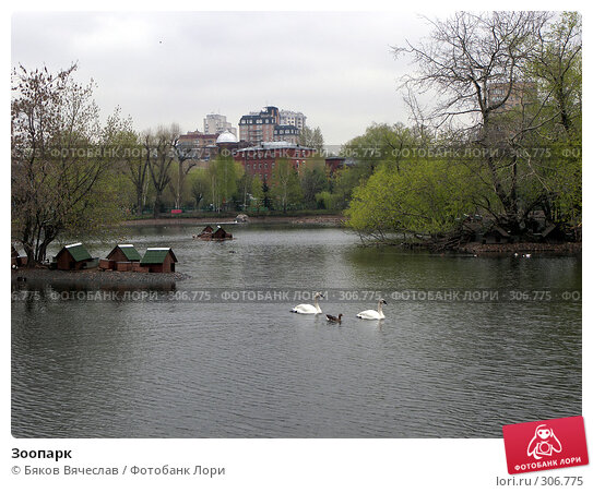 Купить «Зоопарк», фото № 306775, снято 16 апреля 2008 г. (c) Бяков Вячеслав / Фотобанк Лори